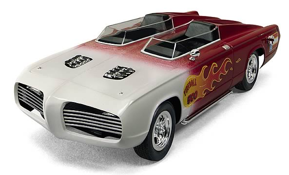 Fireball 500 Model Kit