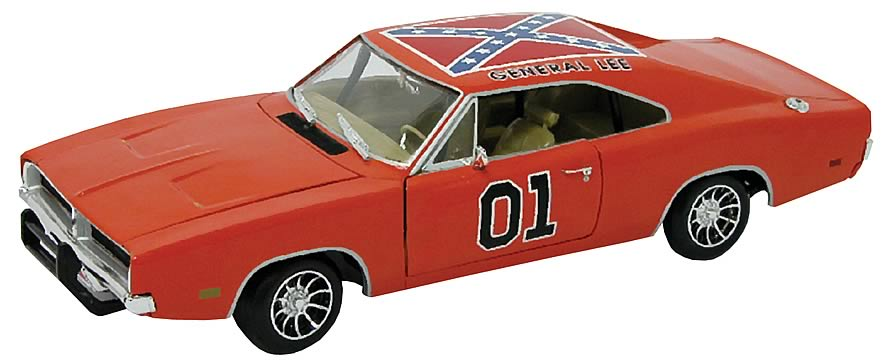 General Lee 1:18 Scale Die Cast Car