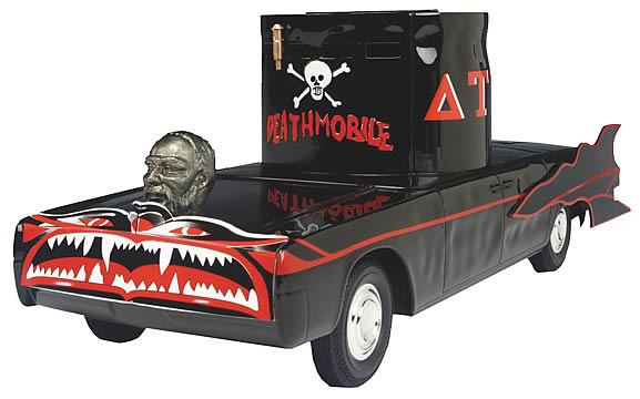 Animal House Deathmobile 1:18 Scale Die Cast
