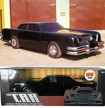 Killer Lincoln from The Car 1:18 Scale Die Cast