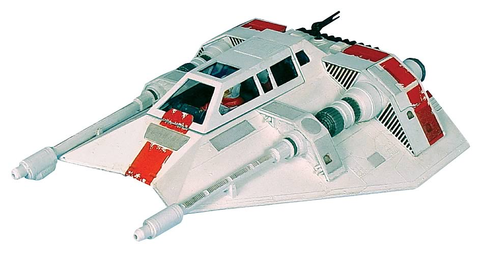 Star Wars Snow Speeder Model Kit