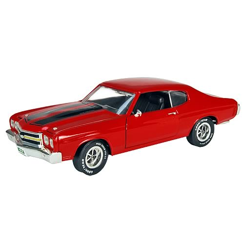 Fast and the Furious 1:18 Scale 1970 Chevy Chevelle Car