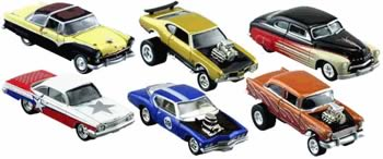 Johnny Lightning Street Freaks R16 Case