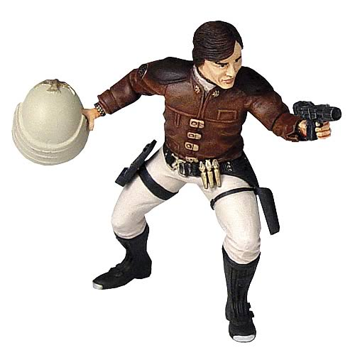 Battlestar Galactica Captain Apollo Action Figure