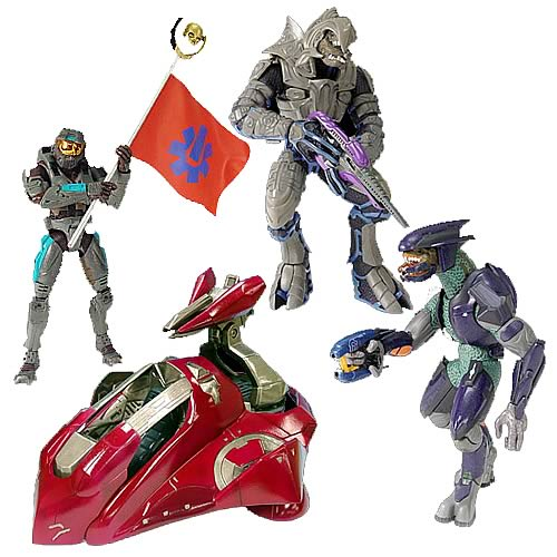 Halo 2 Action Figures Series 5 Case