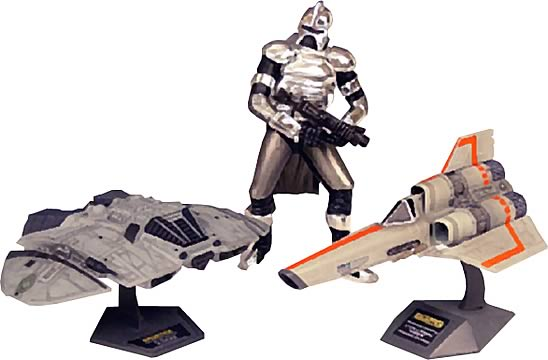 Battlestar Galactica Series 1 Set