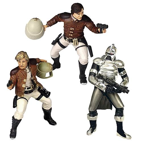 Battlestar Galactica Action Figures Set