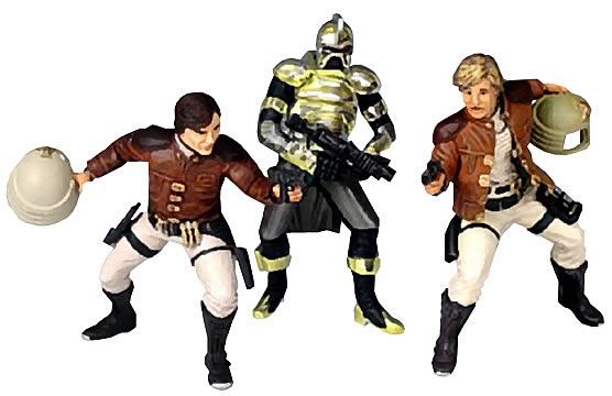 Battlestar Galactica Series 2 Set #1