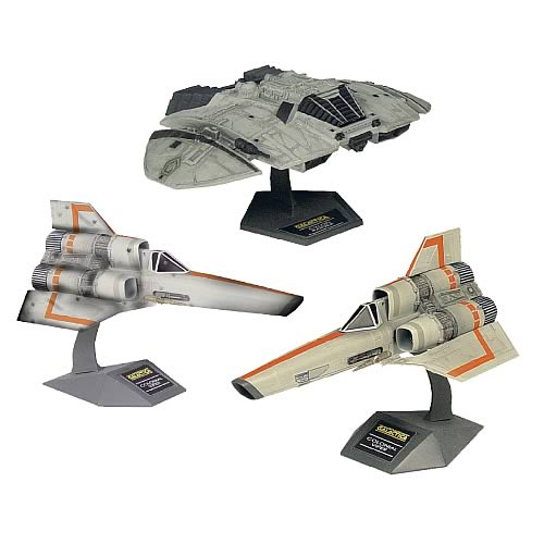 Battlestar Galactica Series 3 Set