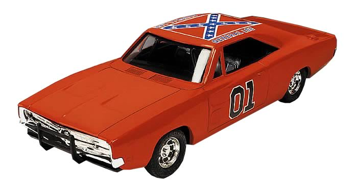 General Lee 1:24 Scale Die Cast