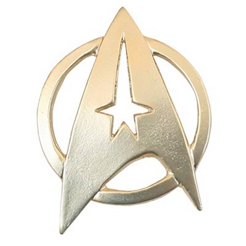 Star Trek Motion Picture Chest Insignia Pin