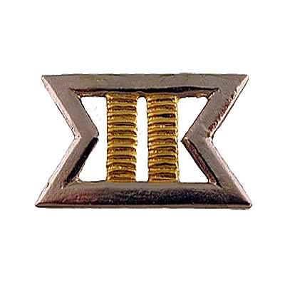 Star Trek Commander Rank Pin
