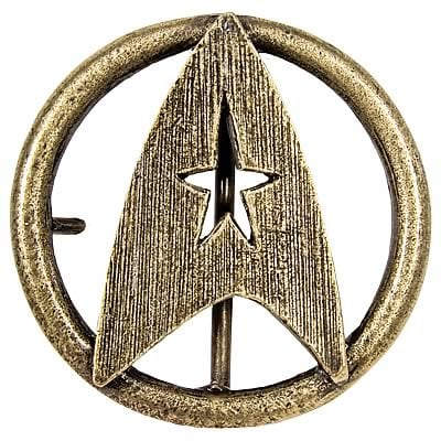 Star Trek Federation Buckle