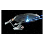 Star Trek TOS Enterprise NCC-1701 Firing Phasers 3-D Print