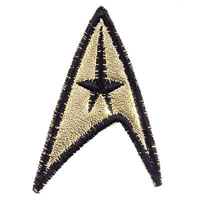 Star Trek: TOS 3rd Season Starfleet Command Patch