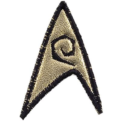 Star Trek: TOS 3rd Season Starfleet Engineering Patch