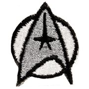 Star Trek The Motion Picture White Command Patch