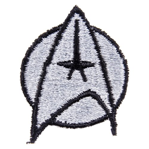 Star Trek The Motion Picture Silver Science Patch