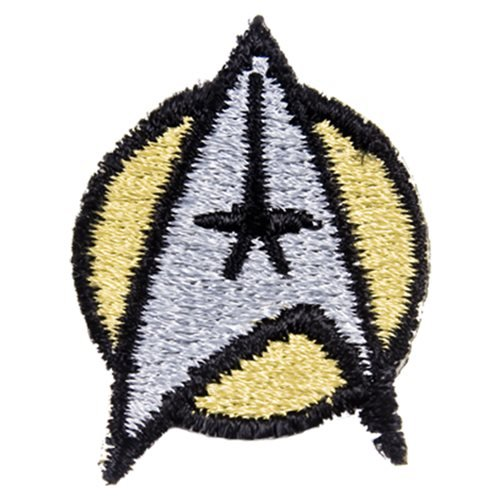 Star Trek The Motion Picture Yellow Engineering Patch