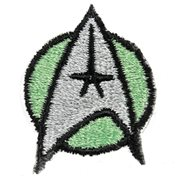 Star Trek The Motion Picture Green Medical Patch