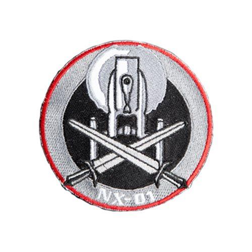 Star Trek Enterprise NX-01 Crossed Swords Patch