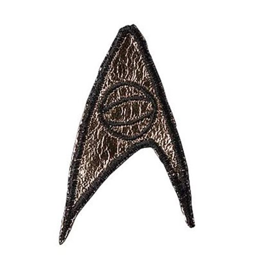Star Trek: TOS 1st and 2nd Season Starfleet Scienc Patch