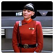 Star Trek Starfleet Female Duty Uniform Jacket Pattern