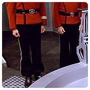 Star Trek Starfleet Officer Duty Uniform Trouser Pattern