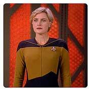 Star Trek TNG Starfleet Female Duty Jumpsuit Pattern