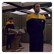 Star Trek DS9/Voyager Male Uniform Jumpsuit Pattern