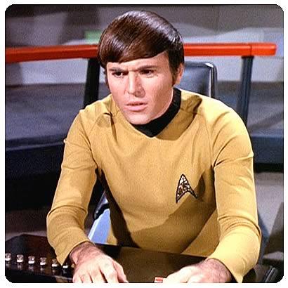 Star Trek TOS Starfleet Officer Duty Male Uniform Shirt Kit