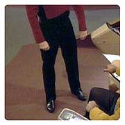 Star Trek TNG Starfleet Duty Uniform Trouser Pattern