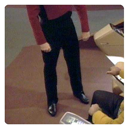 Star Trek TNG Starfleet Duty Uniform Trouser Pattern