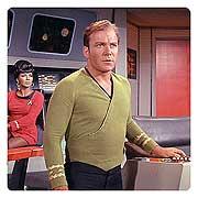 Star Trek TOS Male Officer Wrap Style Duty Uniform Pattern