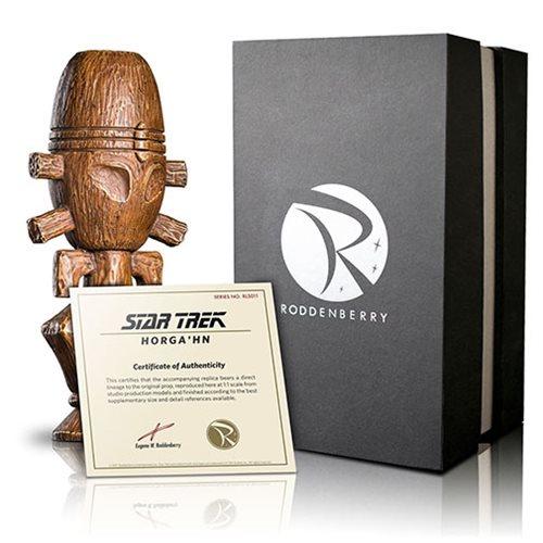 Star Trek: TNG Horga'hn 1:1 Scale Prop Replica