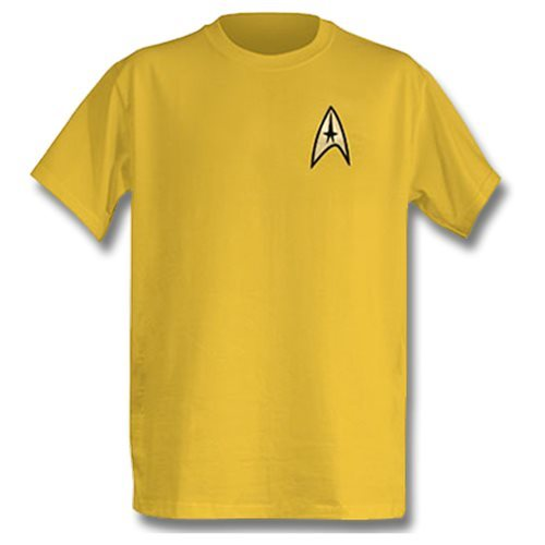 Star Trek TOS Command T-Shirt