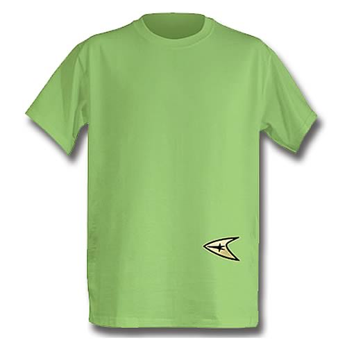 Star Trek Command Alternate Captain T-Shirt