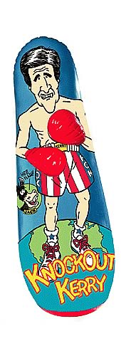 John Kerry 46-inch Bop Bag