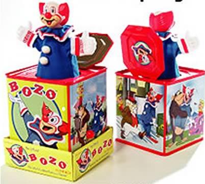 Bozo-in-the-Box
