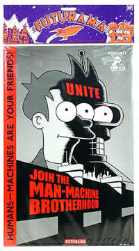 Unite Man-Machine Tin Sign