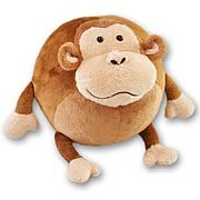 Lubies Monkey Plush