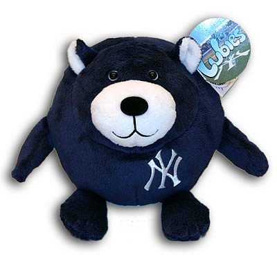 Lubies MLB New York Yankees (Navy) Plush