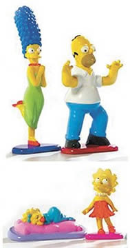 Simpsons Die-Cast Series 1