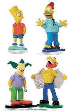 Simpsons Die-Cast Series 2