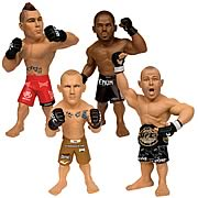 UFC Ultimate Collector Series 6 Action Figure Case