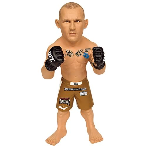 UFC Ultimate Collector Series 6 Gray Maynard Figure