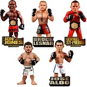 UFC Ultimate Collector Series 8 Action Figure Case