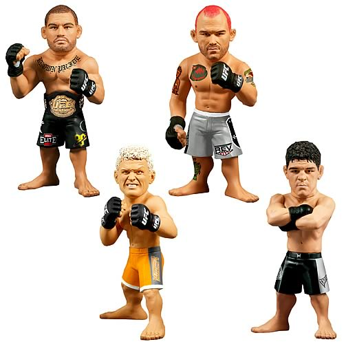 UFC Ultimate Collector Series 9 Action Figure Case