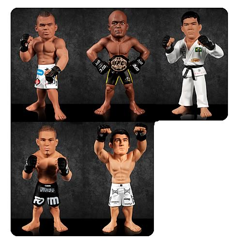UFC Ultimate Collector Series 10 Action Figure Case