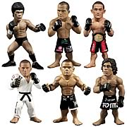 UFC Ultimate Collector Series 7 Revision 1 Figure Case